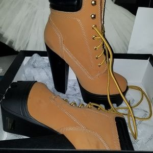 Ankle Boots Wild Diva Lounge